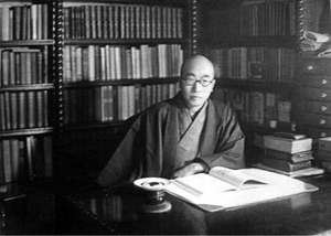 江戸川乱歩(wikipediaより)
